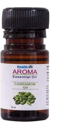 HealthVit Cardamom Oil 15ml