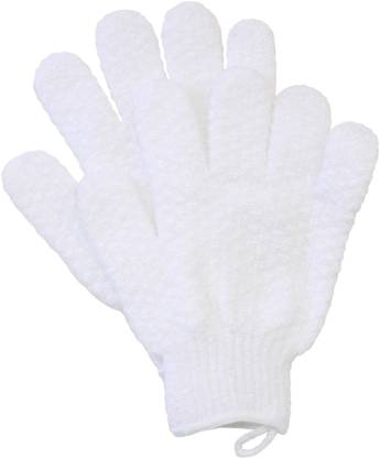 Saloon Exfoliating Bath Gloves