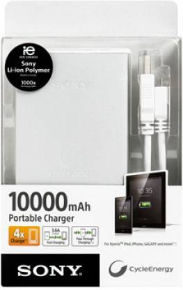 Sony CP-F10L Portable Power Supply