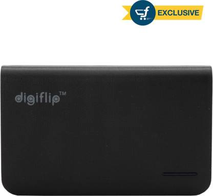 DigiFlip Power Bank 6600 mAh PC008 (with Two USB Outputs)