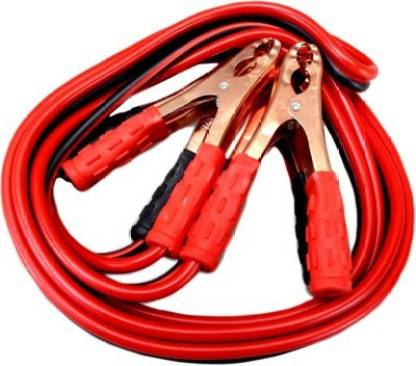KOZDIKO Car 500 AMP Booster Copper 7.5 ft Battery Jumper Cable