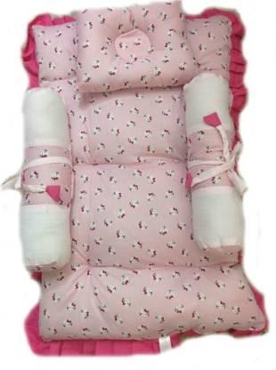 KRIVI KIDS Cat Polyester, Cotton Bedding Set