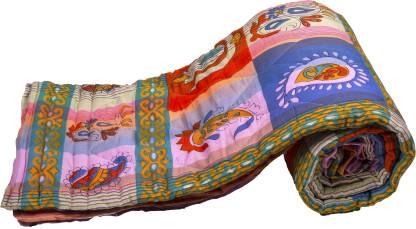 Rama Paisley Single Comforter