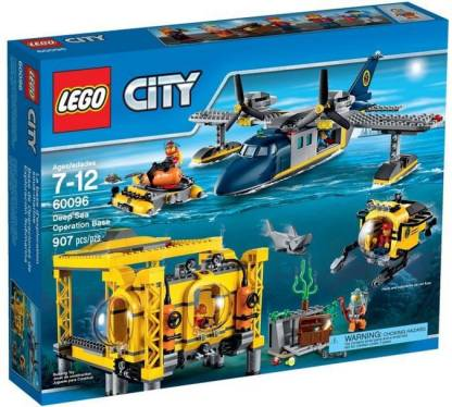 LEGO Deep Sea Operation Base