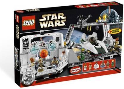 LEGO Star Wars Exclusive Limited Edition Set 7754