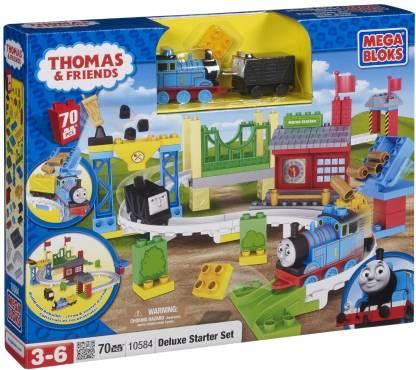 Thomas & Friends Multicolor (70 Pcs)