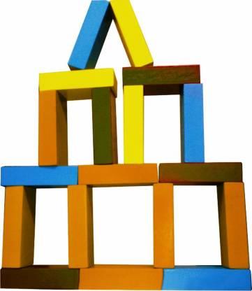 Kinder Creative Building Bricks (18 Pcs)