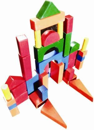 Kinder Creative Building Blocks - Small (38 Pcs)