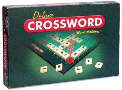 Giftoscope Deluxe Crossword Word Making Word Games Board Game