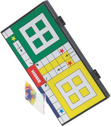 Lovely Collection Folding Ludo Party & Fun Games Board Game