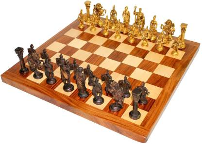 Stonkraft Rosewood Strategy & War Games Board Game