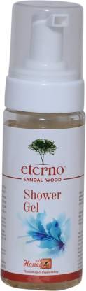 eterno Ayurvedic natural sandalwood shower gel