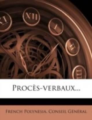 Proces-verbaux...