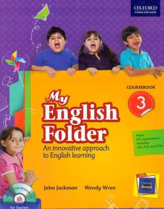 My English Folder Course Book Class - 3