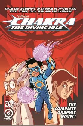 Chakra - The Invincible