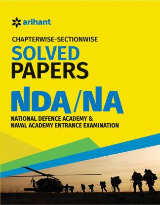 NDA & NA Chapterwise - Sectionwise Solved Papers