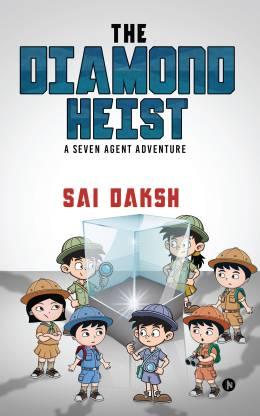 The Diamond Heist - A Seven Agent Adventure