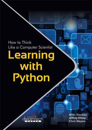 Learning with Python - How to Think Like a Computer Scientist