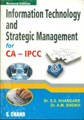 Information Technology and Strategic Management for CA-IPCC
