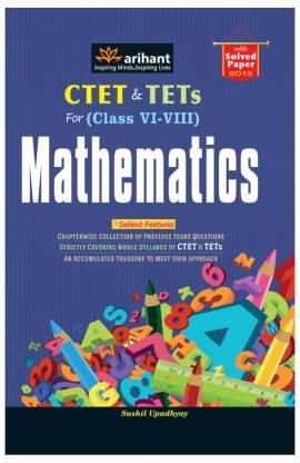 CTET & TET for Class VI-VIII MATHEMATICS 1st Edition