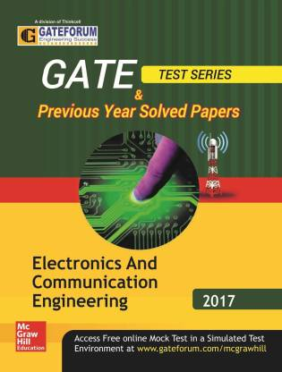 GATE Test Series & Previous Year Solved Papers- ECE