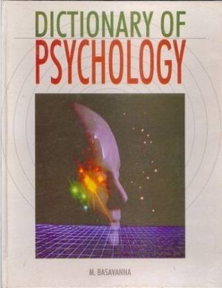 Dictionary of Psychology 1st  Edition
