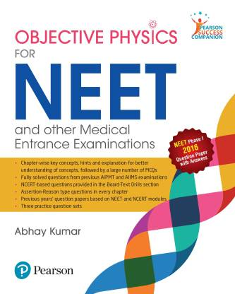 Objective Physics for NEET First Edition