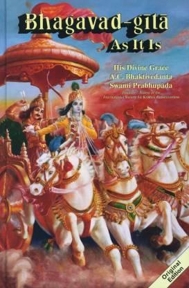 BHAGAVAD-GITA As It Is by A. C. Bhaktivedanta Swami Prabhupada ORIGINAL UNEDITED