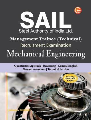 SAIL Steel Authority of India Limited Management Trainee Technical Recruitment Examination