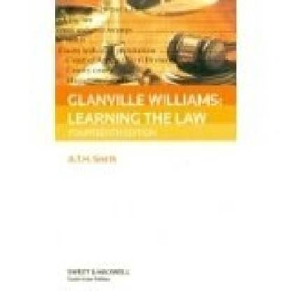 Glanville Williams: Learning the Law 14th  Edition