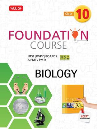 Biology Foundation Course for AIPMT/Olympiad/NTSE : Class 10 2 Edition