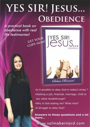 Yes Sir ! Jesus... Obedience