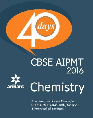 CBSE AIPMT Chemistry in 40 Days