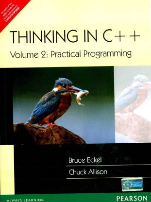 Thinking in C++ 1st Edition
