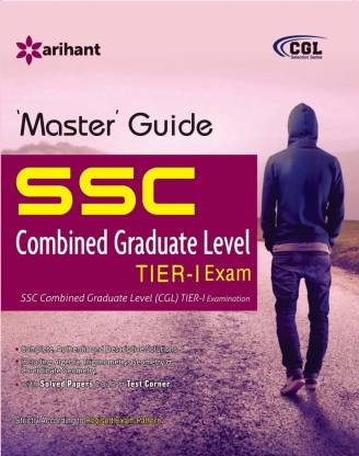 Master Guide SSC Combined Graduate Level Tier-I Examination