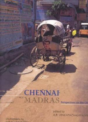 Chennai Not Madras