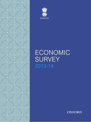 Economic Survey 2013 - 14 (Set of 2 Volumes)