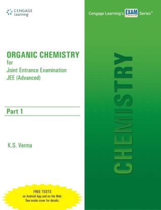 Organic Chemistry for JEE: Part 1