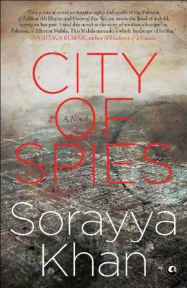 City of Spies - A Novel