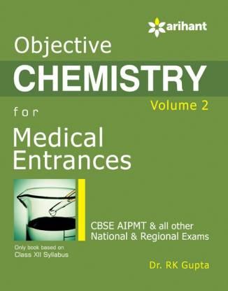 Objective Chemistry Vol 2 for Medical Entrances 6 Edition