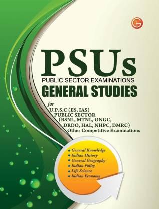 PSUs General Studies