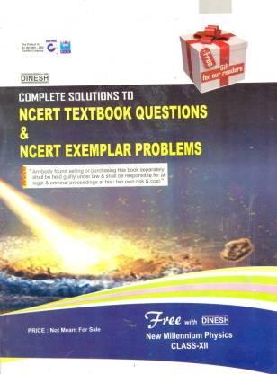 Dinesh New Millennium Physics Class12 (Sets of 2 books)