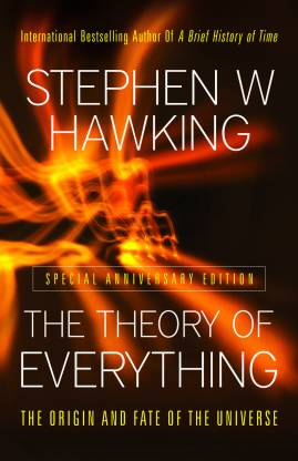 Stephen Hawking – The Theory of Everything Book