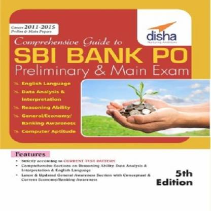 Comprehensive Guide to SBI Bank PO Preliminary & Main Exam 5th edition 5 Edition