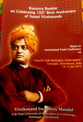 Resource Booklet on Celebrating 150th Birth Anniversary of Swami Vivekananda