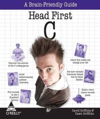 Head First C (English, Paperback, Griffiths David)