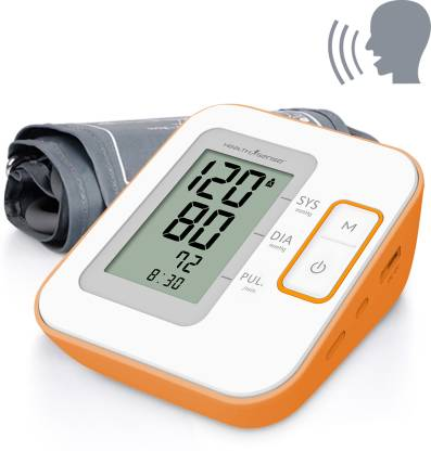Health Sense Heart-Mate Classic BP-100 (Talking) Upper Arm Digital Bp Monitor
