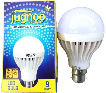 JUGNOO 9 W Standard B22 LED Bulb
