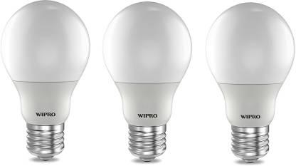 WIPRO 9 W Standard E27 LED Bulb