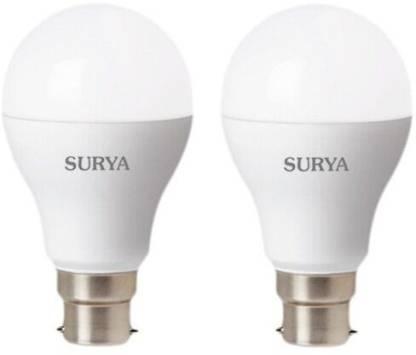 SURYA 3 W Standard B22 LED Bulb